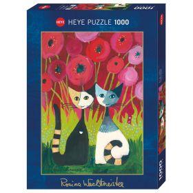 "Heye Puzzle ""Poppy Canopy"" 1000 pcs"