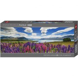 """Heye Puzzle """"Lake Tekapo"""" 1000 pcs"""