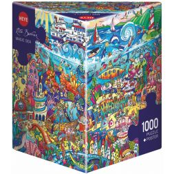 "Heye Puzzle ""Magic Sea"" 1000 pcs"