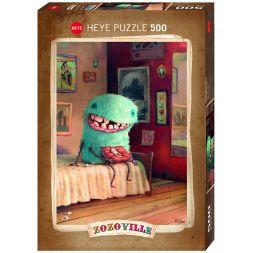 """Heye Puzzle """"Milk Tooth"""" 500 pcs"""