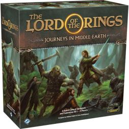 The Lord of the Rings: Journeys in Middle-earth (ENG)