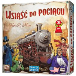 Ticket to Ride: USA (PL)