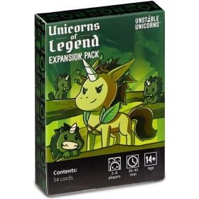 Unicorns of Legend Expansion Pack (anglų kalba)