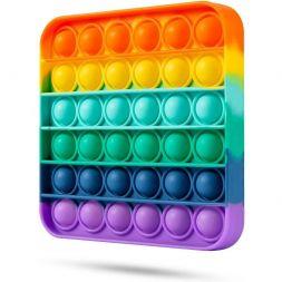 Antistresinis žaislas POP IT (sp. kvadratas)