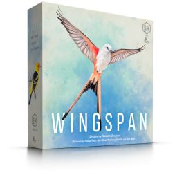 Wingspan 2nd Edition (anglų kalba)