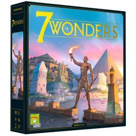 7 Wonders Second Ed. (anglų kalba)