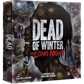 Dead of Winter: Long Night papildymas (anglų kalba)