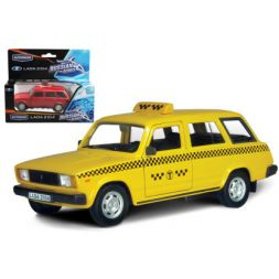 Diecast Model Car 1:36 Lada 2104 Mix