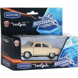 Diecast Model Car 1:43 GAZ-21 Volga Private