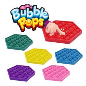 Antistresinis žaislas BUBBLE POP (aštuonkampis)