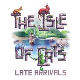 The Isle of Cats: Late Arrivals papildymas 5-6 žaidėjams