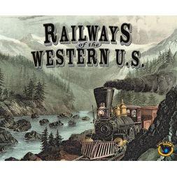 Railways of the Western US (2017 Ed.)