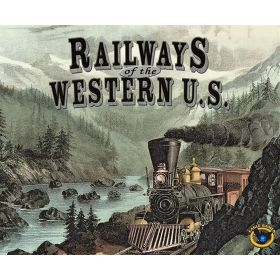 Railways of the Western US (2017 Ed.)