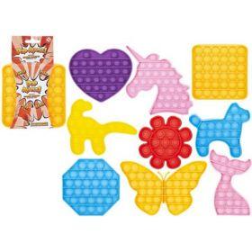 Antistresinis žaislas POP MATES (pakabukas)