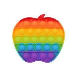 Antistresinis žaislas POP IT (sp. obuolys)