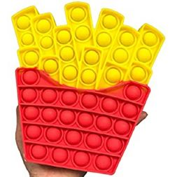 Antistress toy POP IT (french fries)