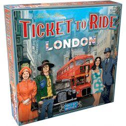 Ticket To Ride: London (EN)