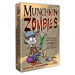 Munchkin Zombies (EN)