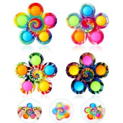 Antistress toy Bubble Pops Spinner