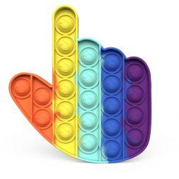 Antistresinis žaislas POP IT (ranka)
