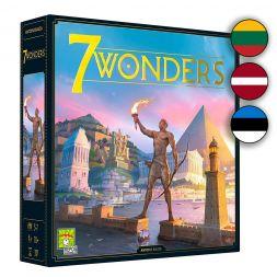 7 Wonders: Second Edition (LT)