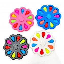 Antistress toy POP IT Spinner 10