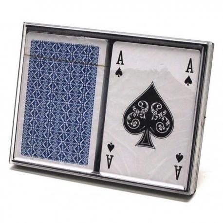 Double Plastic Card set