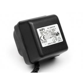 OVERNIGHT CHARGER FOR 6.0V 5 CELL NIMH BATTERY (EU3PIN/230V)