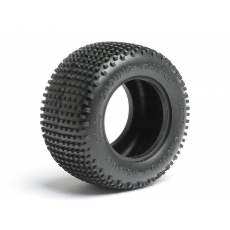 GROUND ASSAULT TIRE S COMPOUND (2.2in/2pcs)