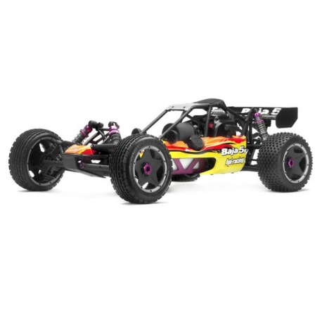 BAJA 5B-1 BUGGY CLEAR SIDE BODY (Left/Right)