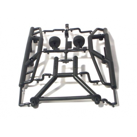 BUMPER SET/LONG BODY MOUNT SET