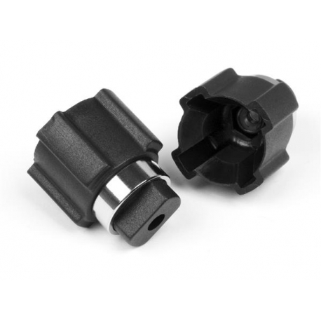 AXLE SHAFT 6x31mm (2pcs)