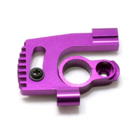 ALUMINUM MOTOR MOUNT (PURPLE/E10)