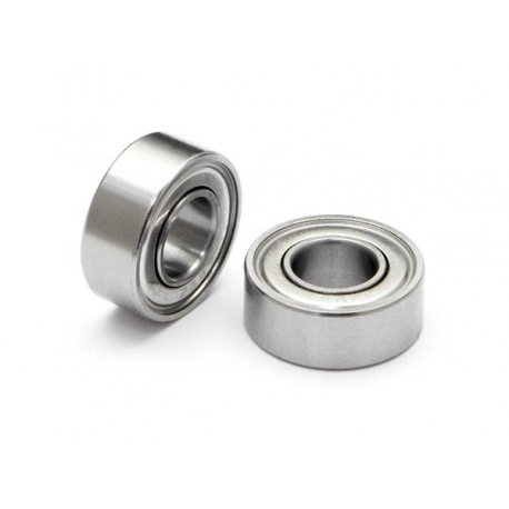 BALL BEARING 6x13x5mm (2pcs)